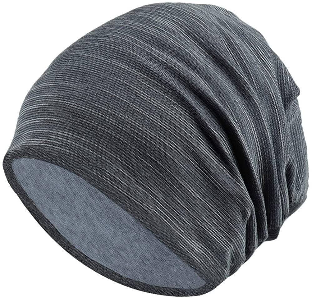 ZEFOTIM Knitting Woolen Hat,Unisex Men Women Head Cap Outdoor Fashion Summer Hip-hop Casual Scarf Hat