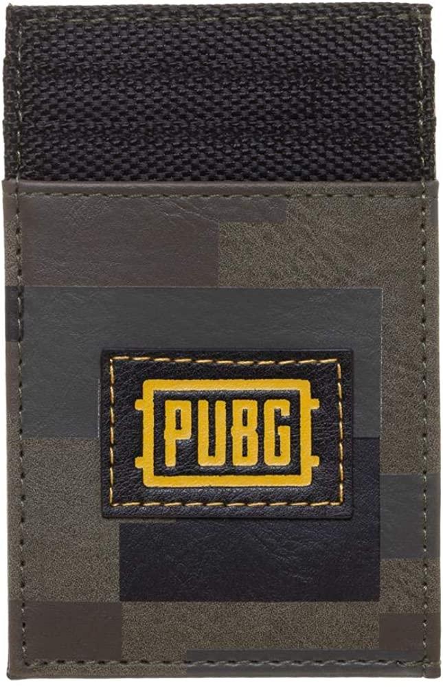 PUBG Digital Camo Wallet