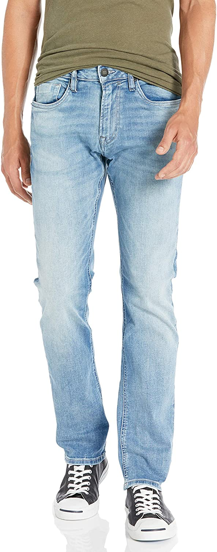 Buffalo David Bitton Men's Ash-x Slim Fit Comfort Stretch Denim