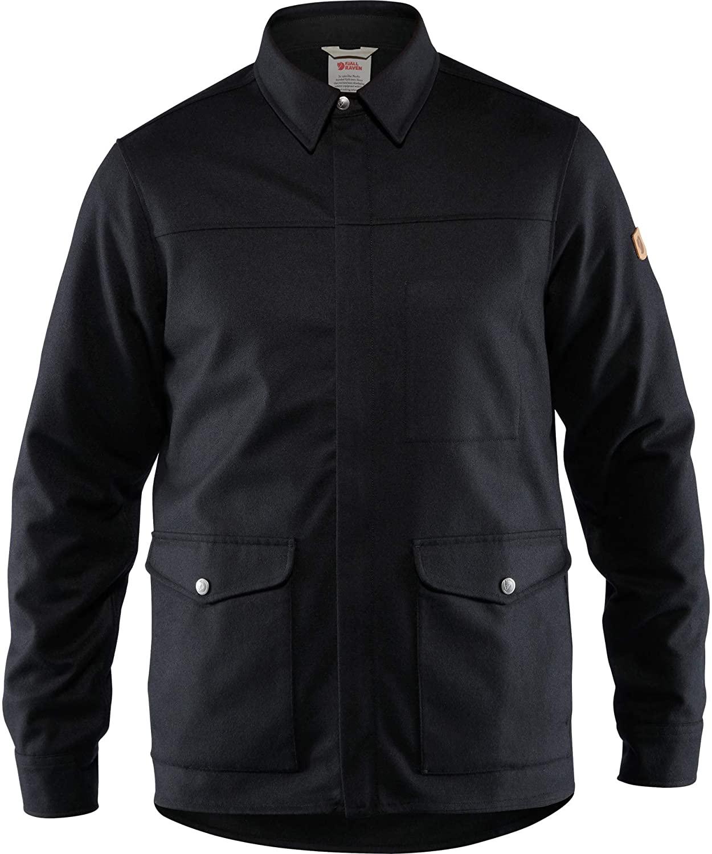 Fjallraven - Men's Greenland Re-Wool Shirt Jacket