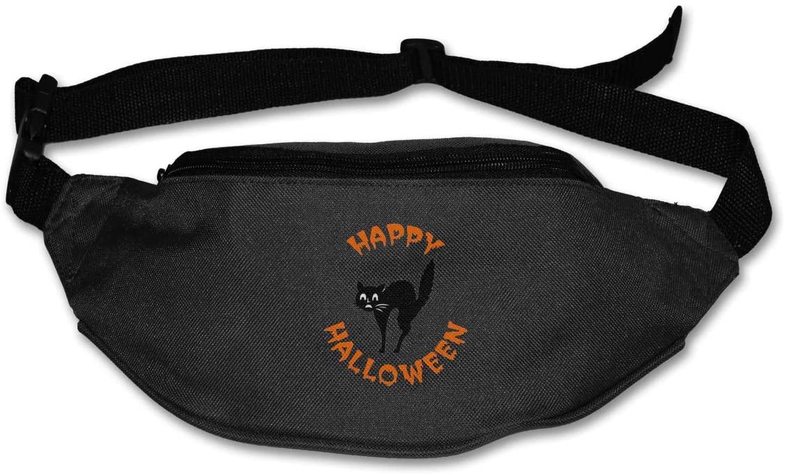 Happy Halloween Unisex Outdoors Fanny Pack Bag Belt Bag Sport Waist Pack