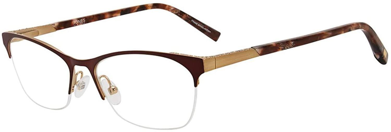 Eyeglasses Jones New York J 148 Brown