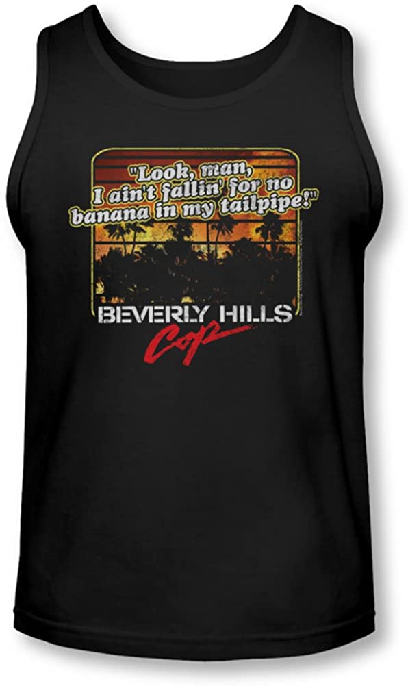 Bhc - Mens Banana In My Tailpipe Tank-Top