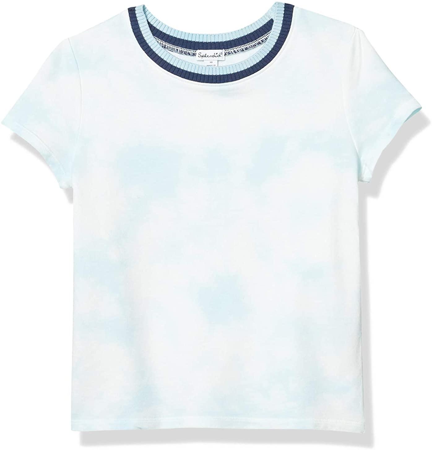 Splendid Girls' Kids' Short Sleeve Top