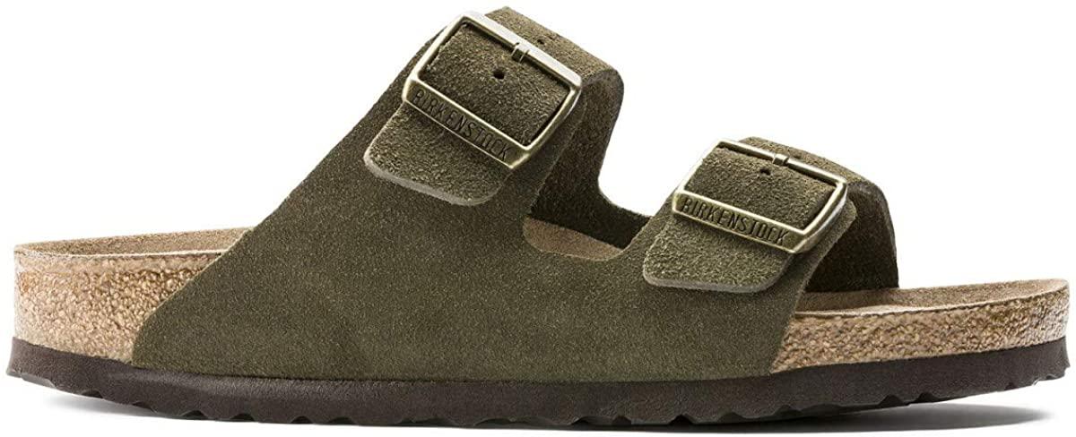 Birkenstock Men's Heels Open Toe Sandals