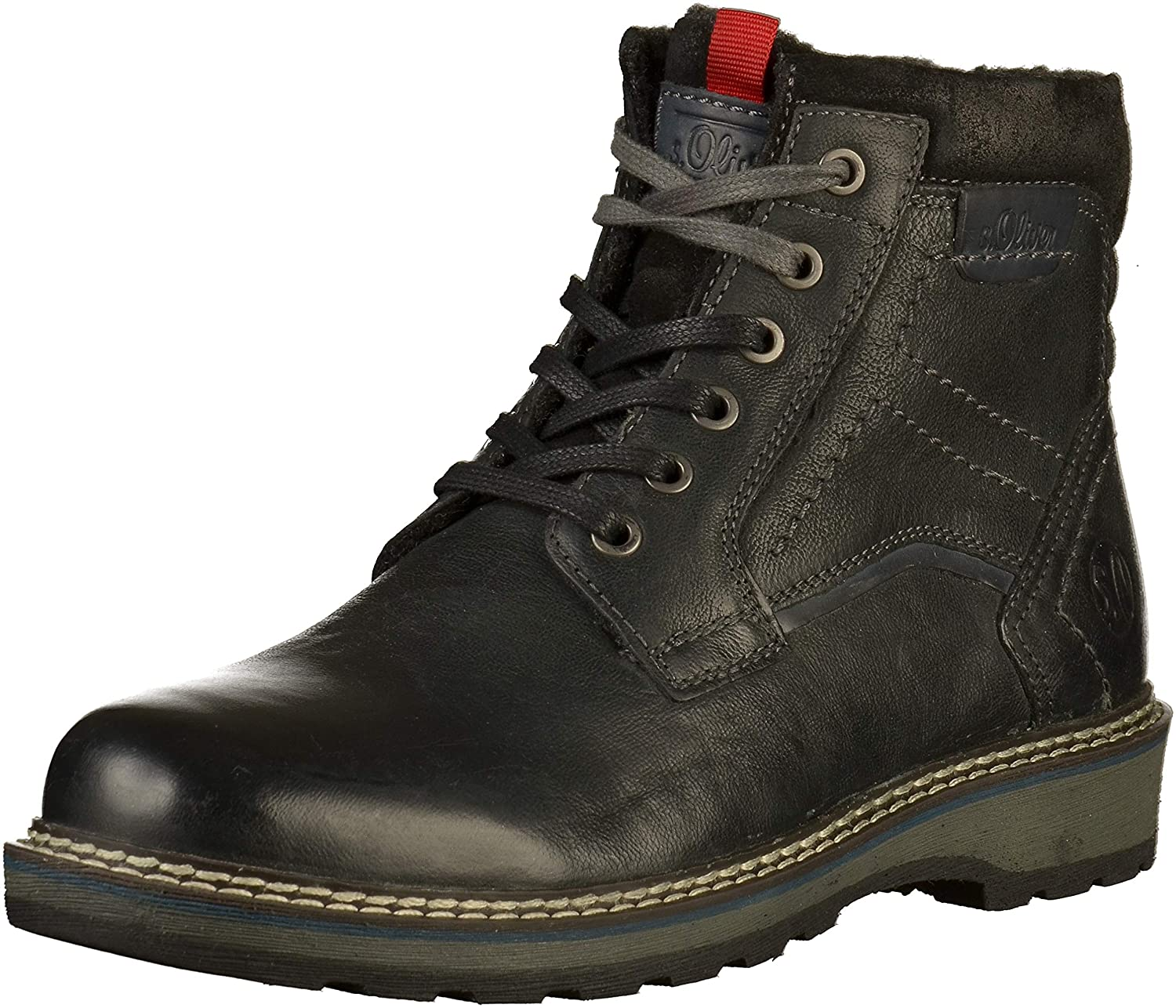 s.Oliver Men's Ankle Classic Boots
