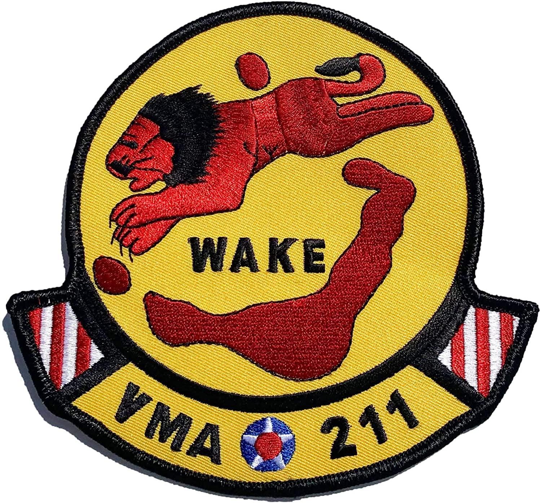 VMA-211 Wake Island Avengers Patch– Sew On