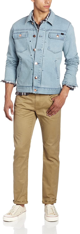 LRG Men's Cc Denim Jacket