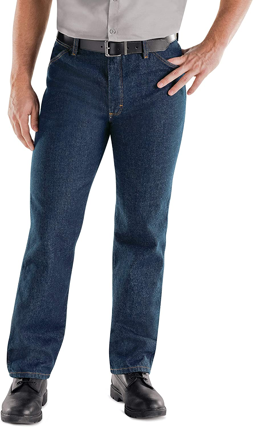 Red Kap Men's Classic Work Jean