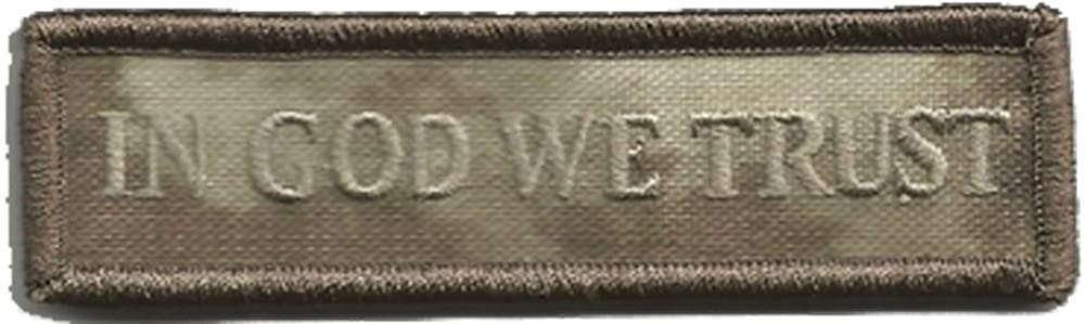 ATACS-AUTactical Patch - God We Trust Morale