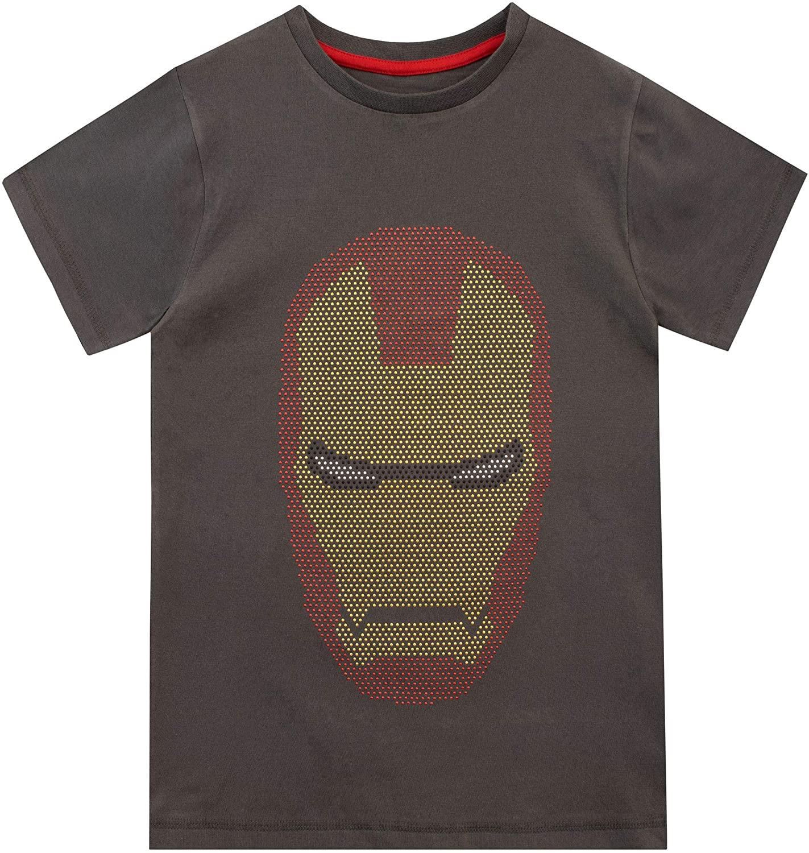 Marvel Boys' Iron Man T-Shirt