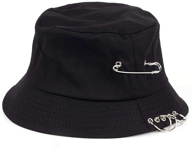 Wilbur Gold Solid Color Bucket Hat Cap for Unisex Women Men Cotton Fishermen caps Factory Sells Directly
