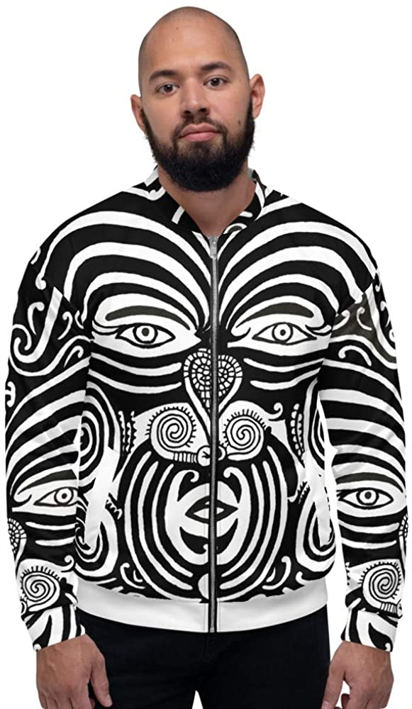 Frox Apparel Design Warlord Unisex Bomber Jacket