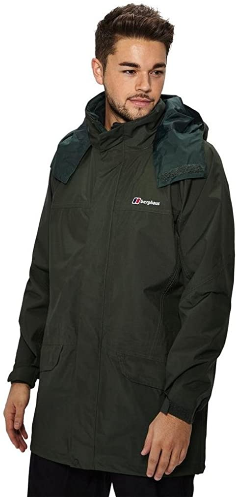 Berghaus Men's Long Cornice Gore-Tex Waterpoof Jacket