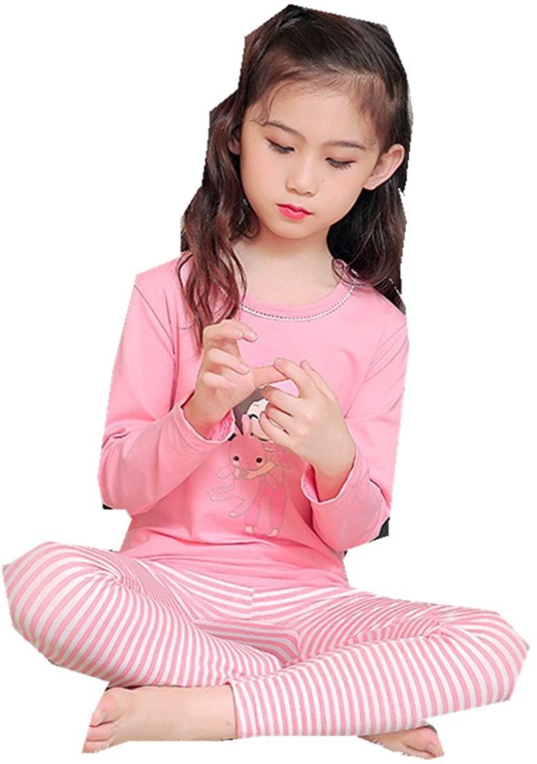 MV Children's Clothes New Pajamas Autumn Cotton Home Underwear Suit
