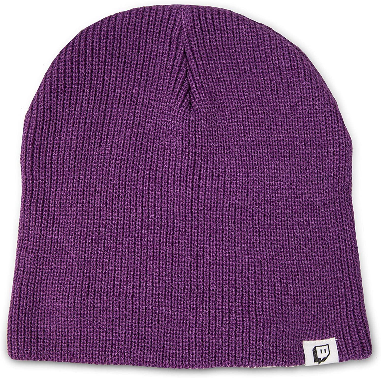 Twitch New Beanie - Purple
