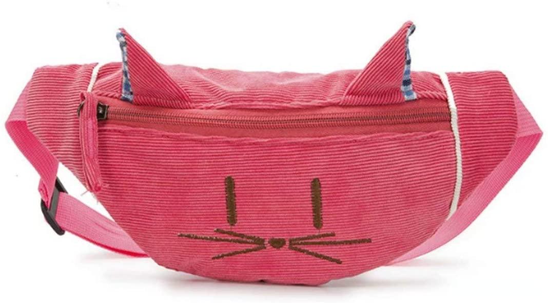 Xherry Canvas Lady Waist Packs Packs for festival women, men | Cute Fashion Waist Bag Belt Bags