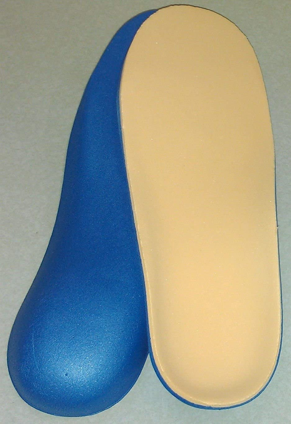 CMS DIABETIC INSOLES Pre-Fabricated Heat Moldable EVA Medicare Inserts Arch Supports M10-10.5/W12-12.5 A5512/A5510