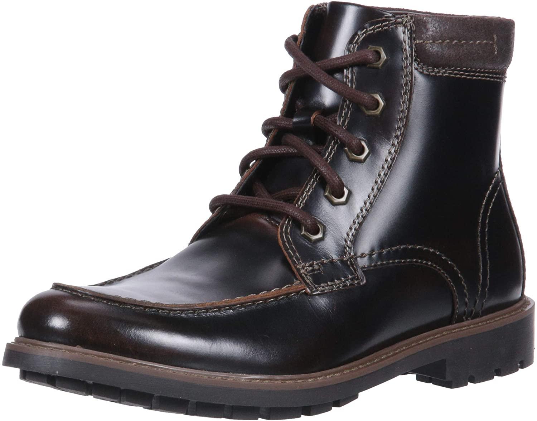 Clarks Mens Curington High Chukka Boot