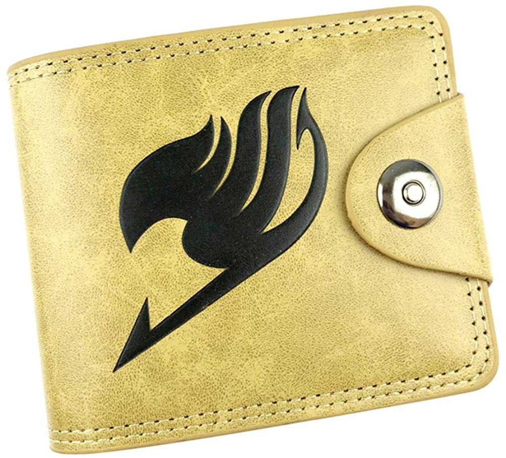 Gumstyle Anime Cosplay 10 Slots Bifold Wallet Card Holder Purse
