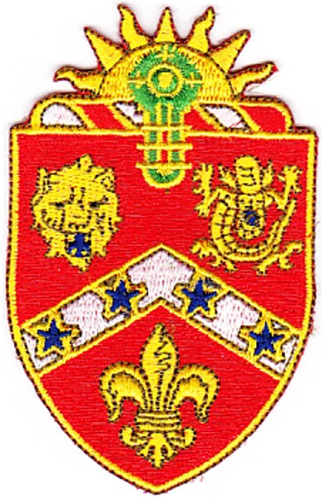 3rd Field Artillery Regiment Patch