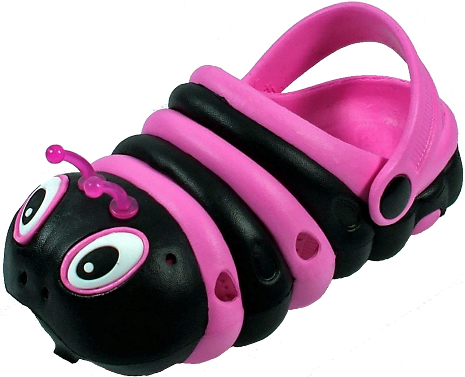 Walking Slippers for Kids Girls Boys and Toddler - Funny Comfortable Animal Designed Charm Shoes- Garden Shoes