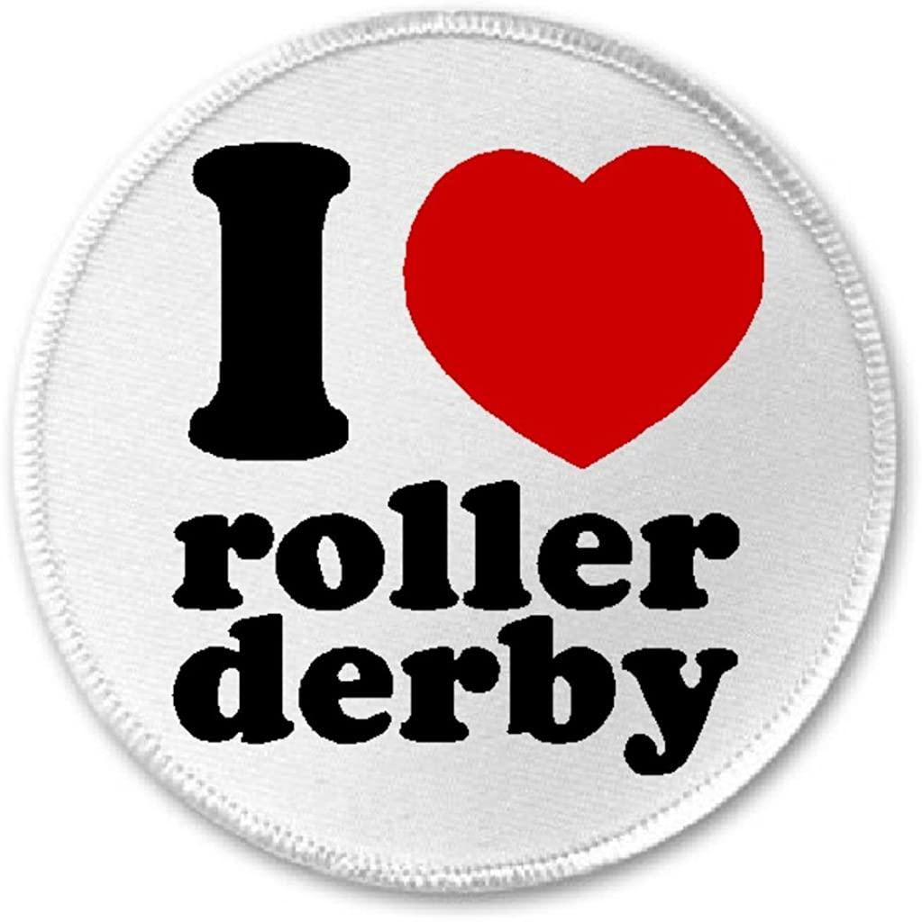 I Love Roller Derby - 3