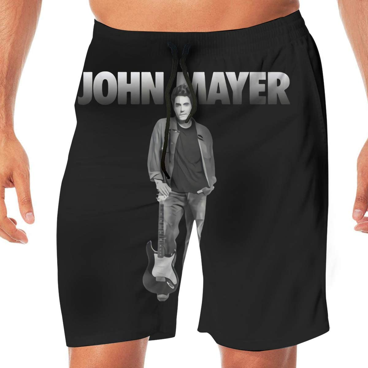 John Mayer Tour 2019 Quick DrySwim Trunks Water Shorts Swimsuit Beach Shorts