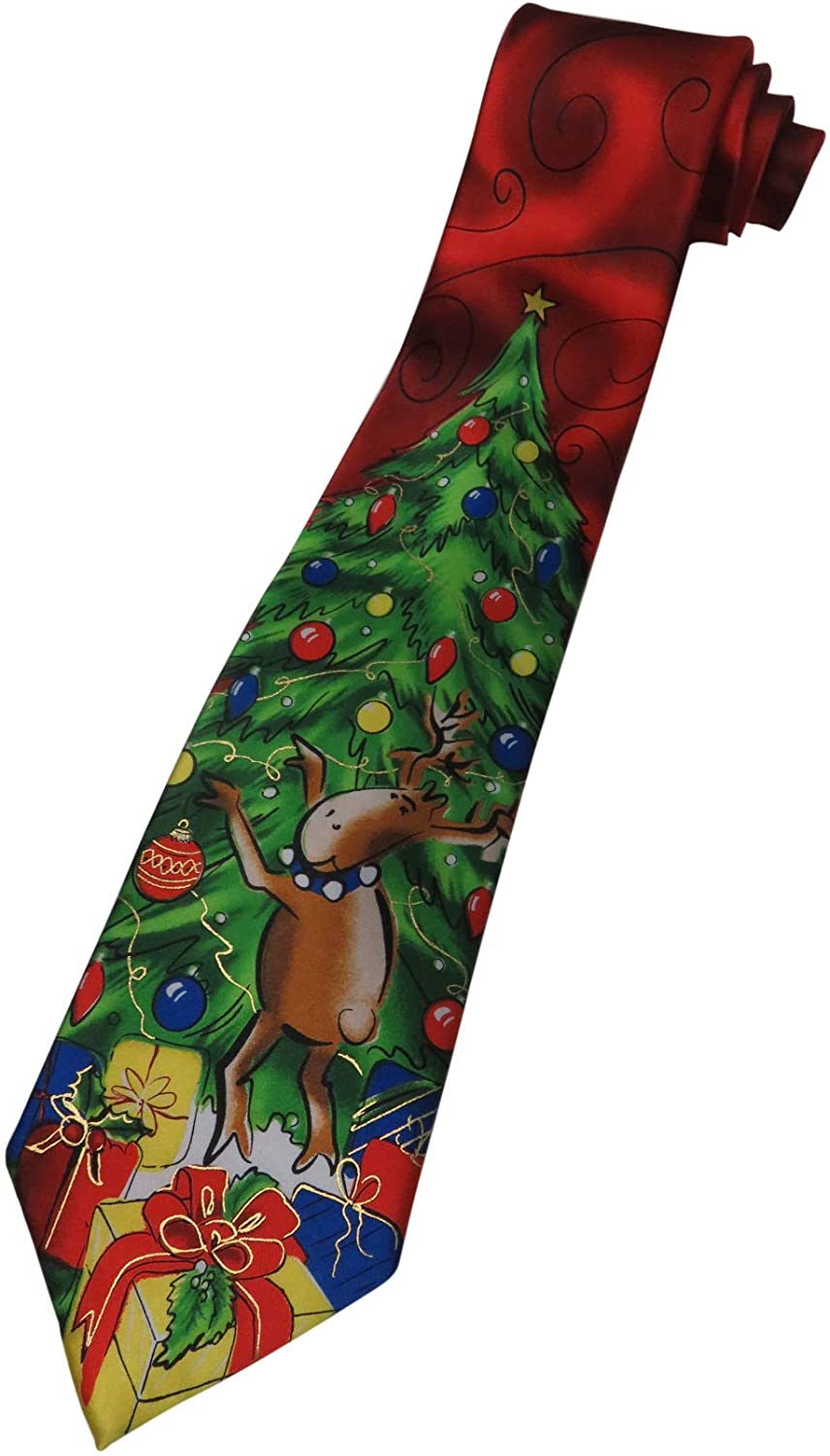 Jerry Garcia Neck Tie Collection 56 Dracula Claus Christmas