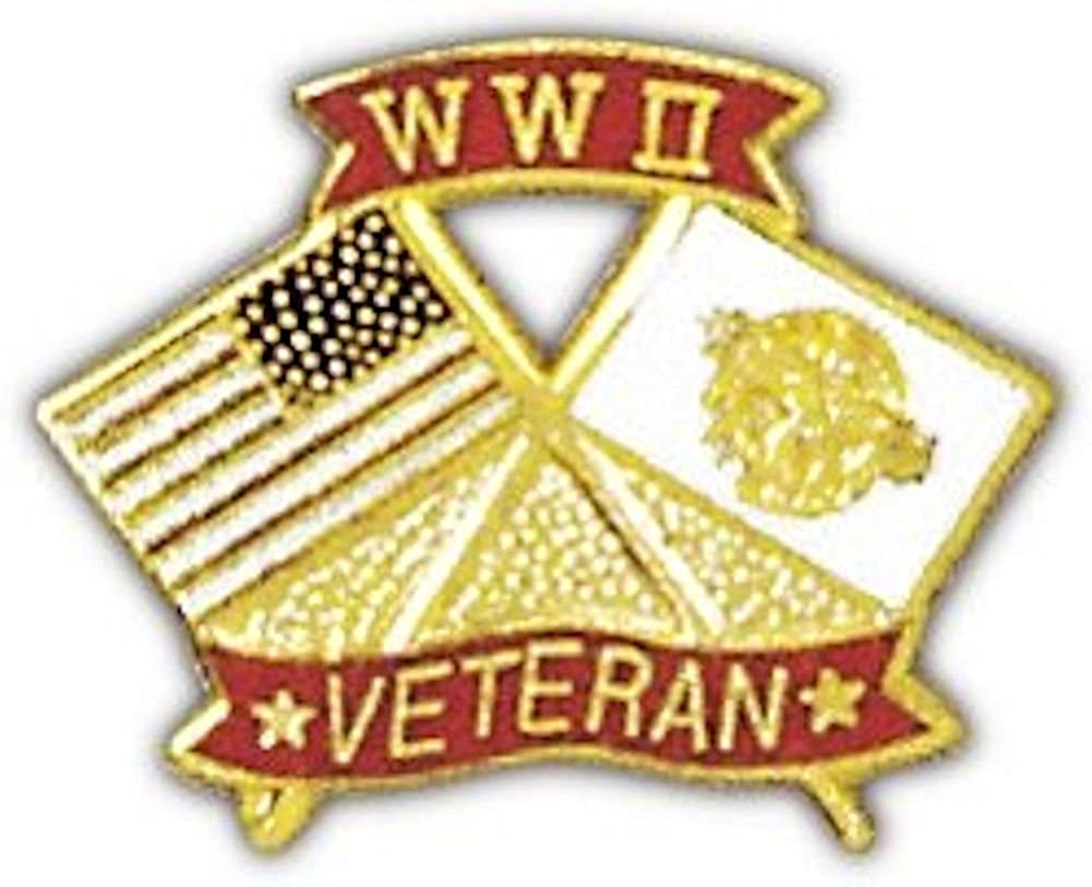 WWII Vet Small Pin