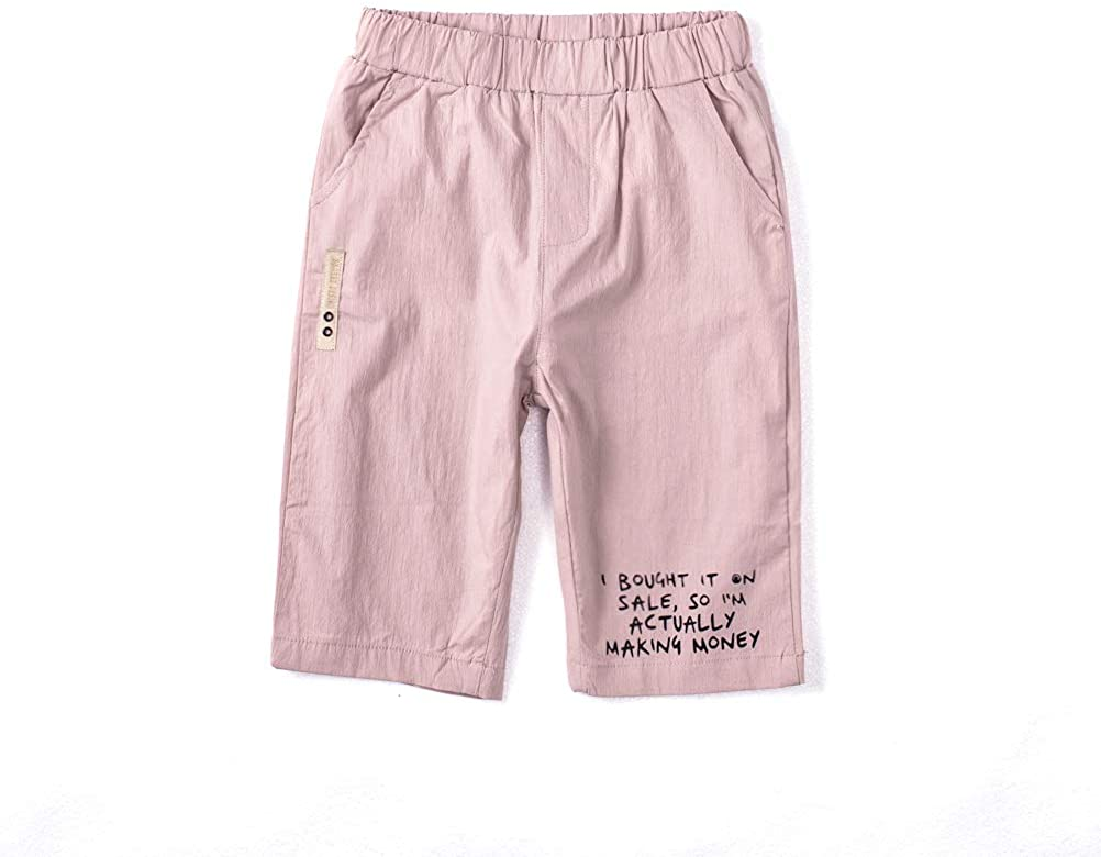 Brands Boys' Pull-On Play Shorts Casual Shorts with Pocket.