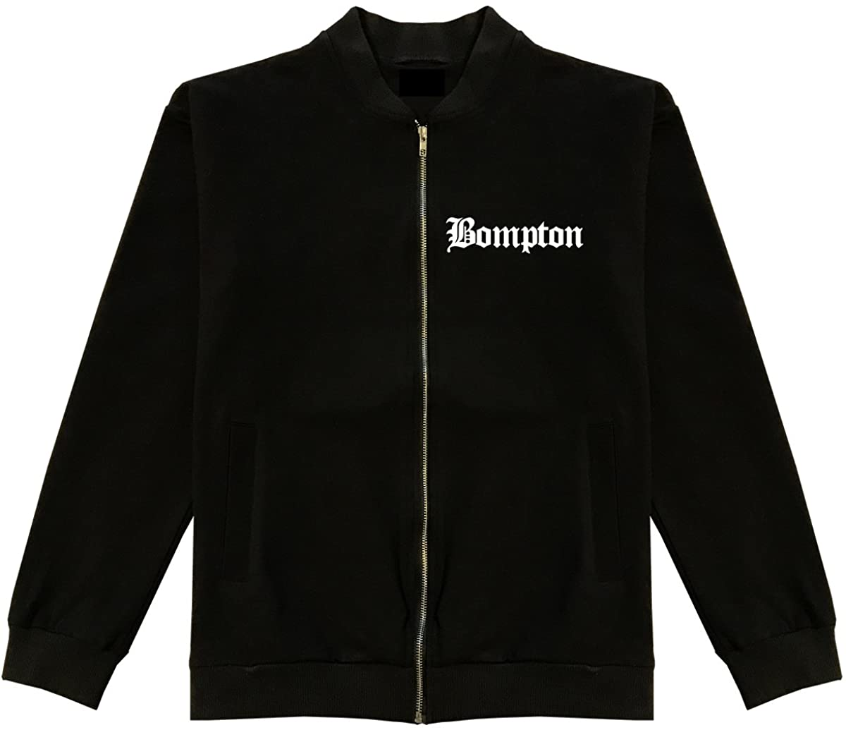 Kings Of NY Bompton Blood Cotton Bomber Jacket
