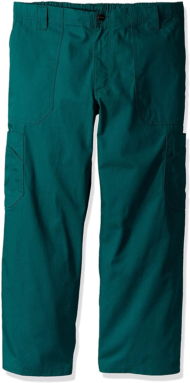 Carhartt Petite Ripstop Men's Multi-Cargo Scrub Pant, Hunter, X-Large Short