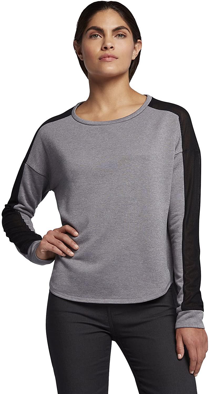 Hurley GFT0002960 Women's Dri-Fit United Fleece Crew Shirt