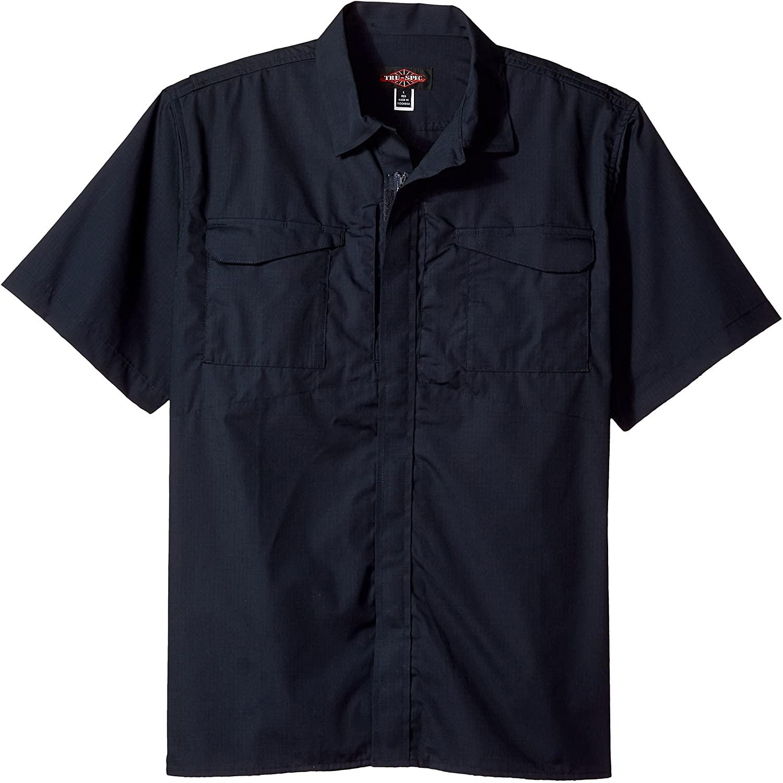 Tru-Spec Mens, 24-7 Series Ultralight Short Sleeve Uniform Shirt