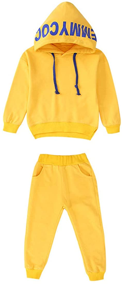 Korean Children's Clothing Girls Autumn Two-Piece Suit Sportswear Kids Sets