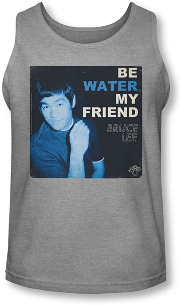 Bruce Lee - Mens Water Tank-Top