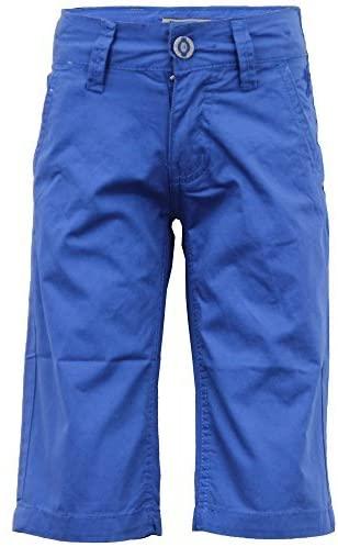 Kid's Look Boys Kids 3 Quarter Chino Cotton Shorts