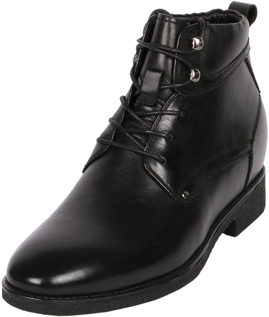 JOTA Goods for Tall Men Dress Wraparound Ankle Boots 3