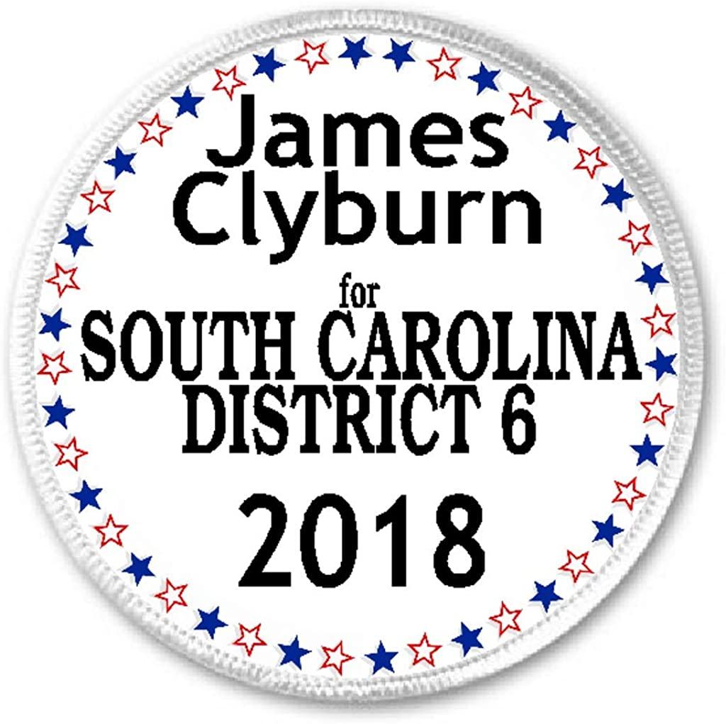 James Clyburn South Carolina District 6 2018-3
