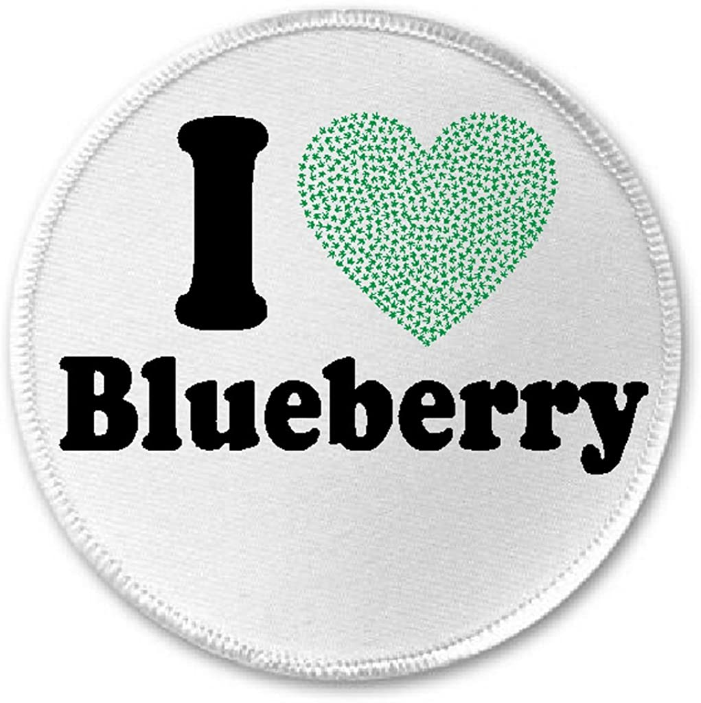 I Love Blueberry - 3
