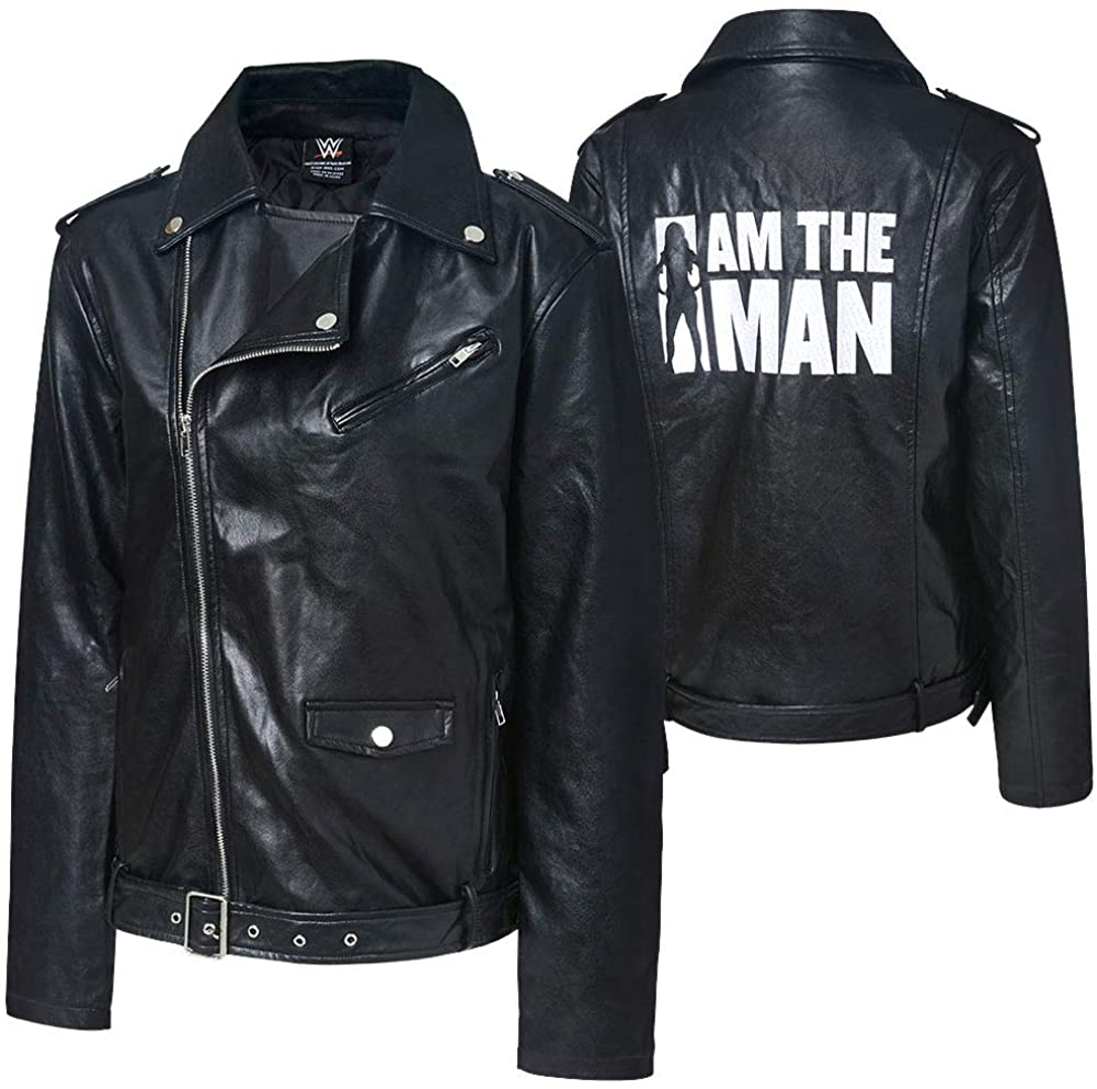 WWE Becky Lynch The Man Replica Jacket