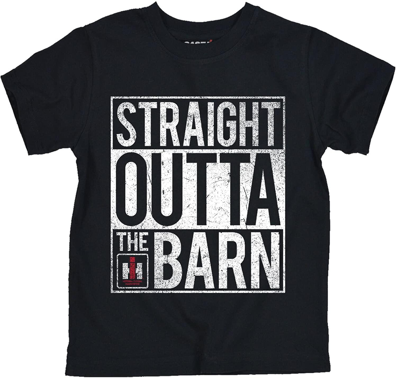Straightouttathebarn - CASE IH Youth Short Sleeve Graphic T-Shirt