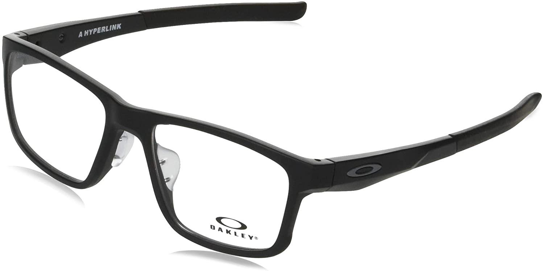 Eyeglasses Oakley Frame OX 8051 805101 SATIN BLACK
