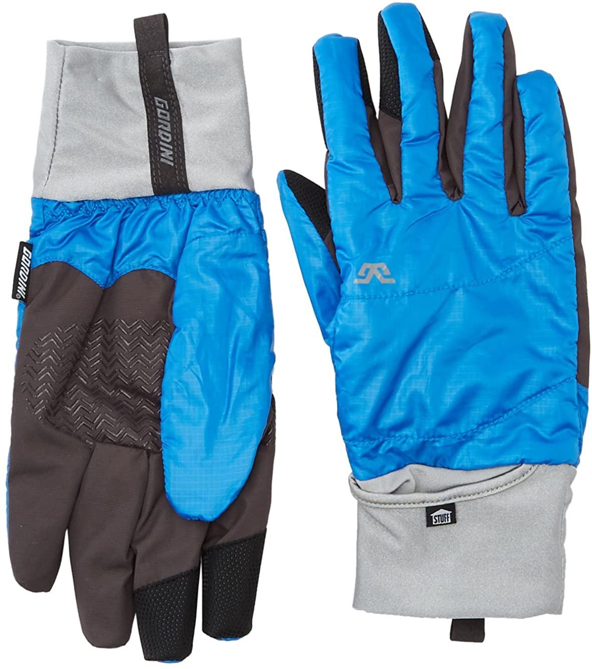 Gordini Men's Stash Lite Touch Generator Glove (Neptune, Large)