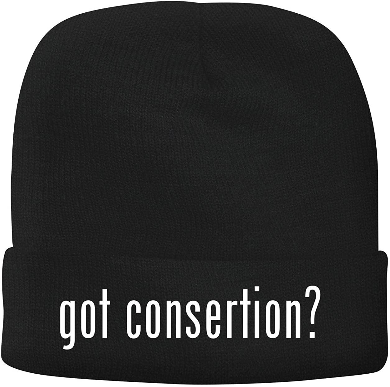 BH Cool Designs got Consertion? - Men's Soft & Comfortable Beanie Hat Cap
