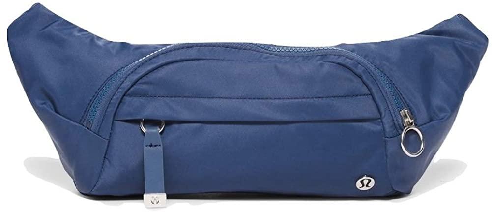 Lululemon On The Beat Belt Bag, 4.5 L (Ink Blue)