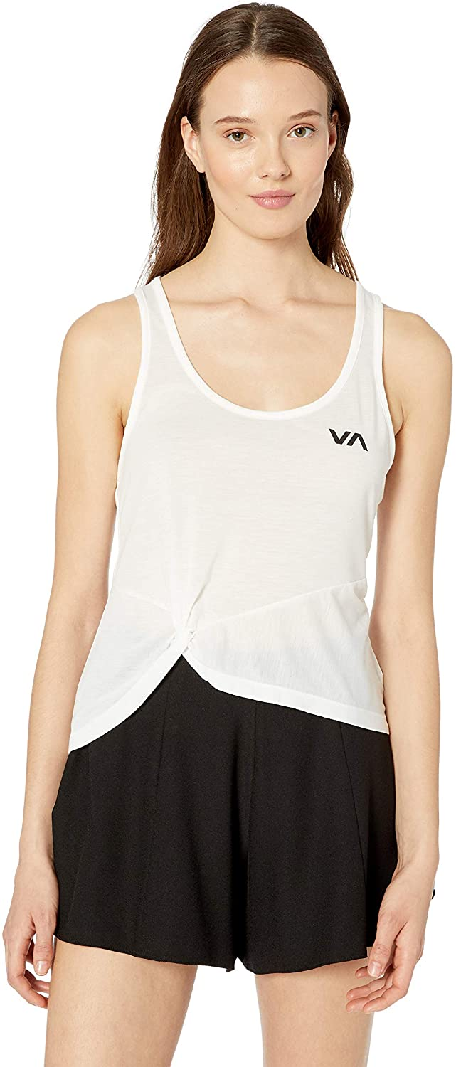 RVCA Women's Warp Athlectic Tank Top