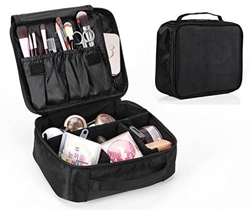 Travel Makeup Bag, Toiletry Bag for Women, Makeup Organizer 10
