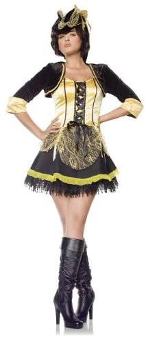 Seven 'til Midnight Pirates Wench Adult Costume